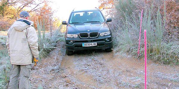 Stage de conduite BMW X5 Stage SUV 3214x4