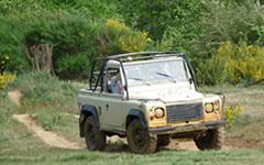Balades 4x4 en Poitou-Charentes -