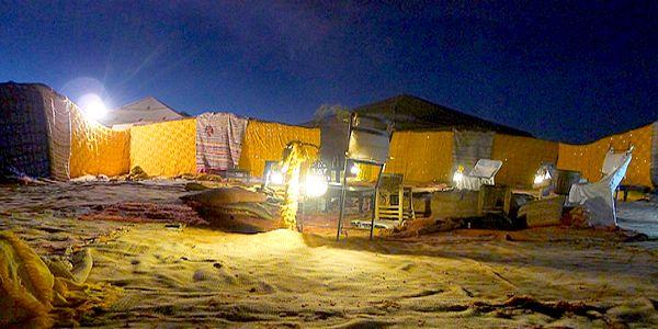 dormir dans un bivouac berbere au coeur du desert avec 3214x4