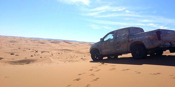 voyage en 4x4 au maroc dans le desert avec 3214x4