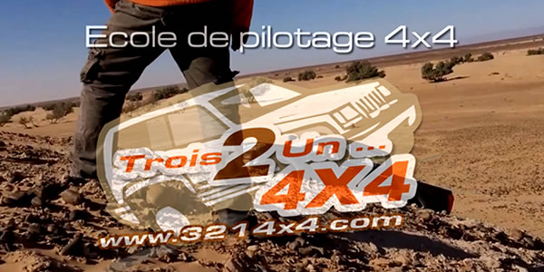 Vidéo du stage rallye raid féminin au Maroc -